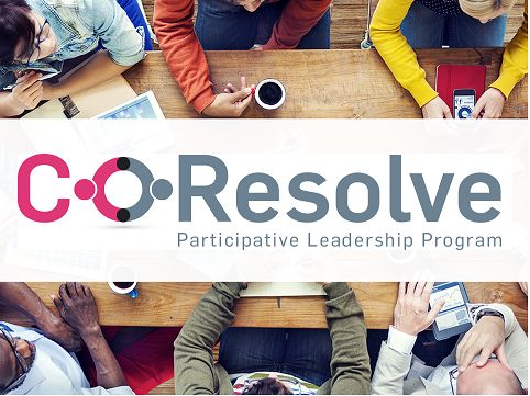 Co-Resolve Participatief Leiderschapsprogramma