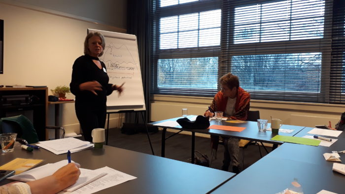 Sandra Bouckaert Deep Democracy: training ambtelijk secretarissen 6