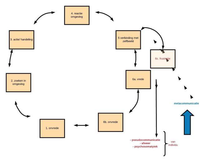 Sandra Bouckaert Deep Democracy: Leren van de coronacrisis diagram oudijk -individu