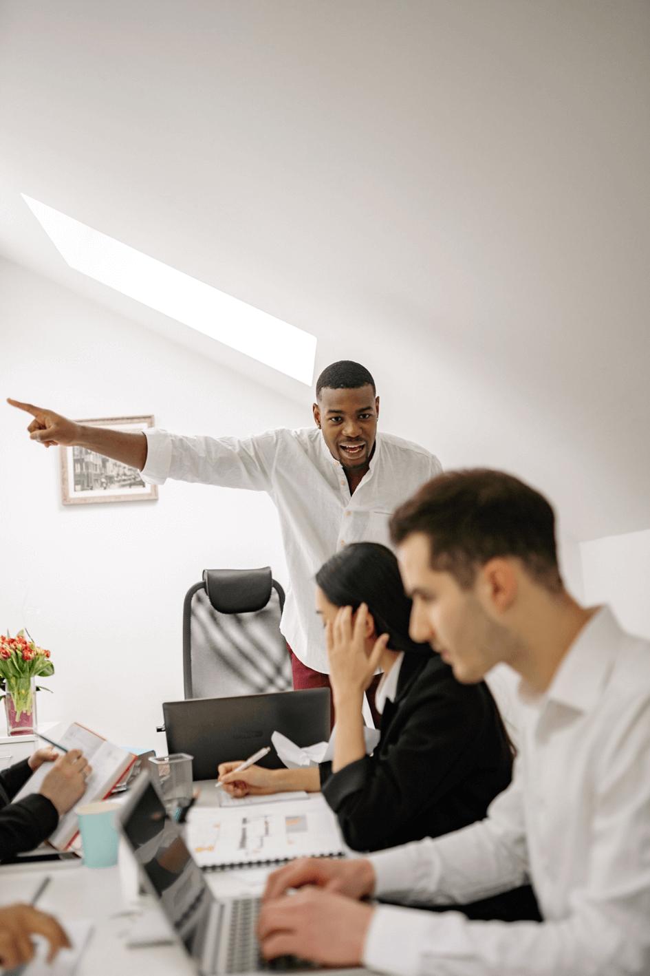 Digitaal pesten op de werkvloer